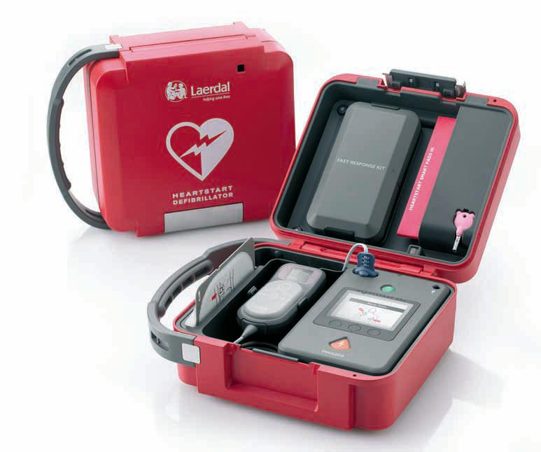 Laerdal Heart Start FR3